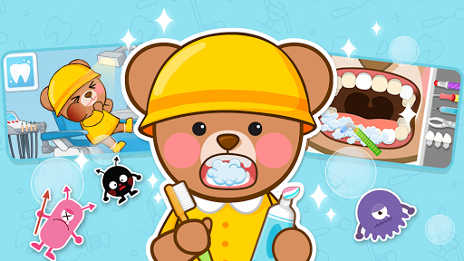 Kids Dentist - baby doctor game  screenshots 1
