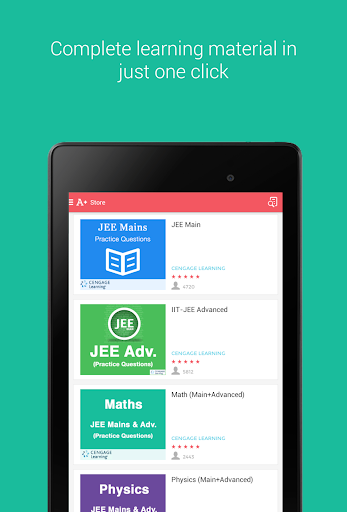 JEE Main & Advanced Exam Prep screenshot 1