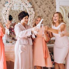 Wedding photographer Evgeniy Lobanov (lobanovee). Photo of 10.08.2018