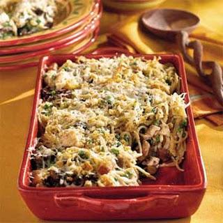 Turkey Tetrazzini With Cream Of Mushroom Soup Recipes.