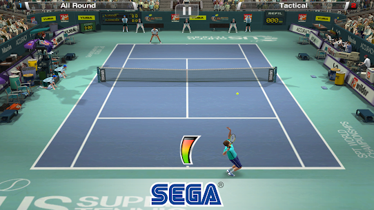 Virtua Tennis Challenge 1.2.0 Apk Mod (Unlimited Money) Latest Version Download 2