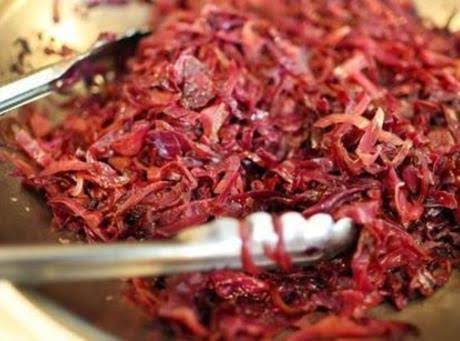 Red Cabbage Delight Recipe