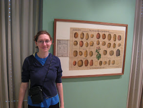 Photo: We went to Das Kartoffelmuseum (The Potato Museum). You know you're jealous.
