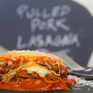 Pulled Pork Lasagna