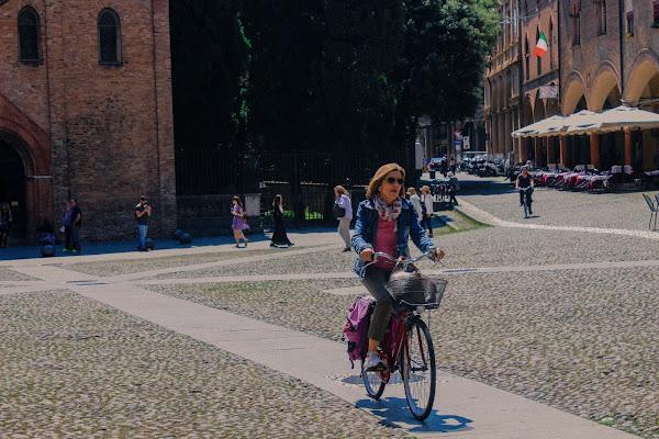 Spesa in bicicletta di ermix97