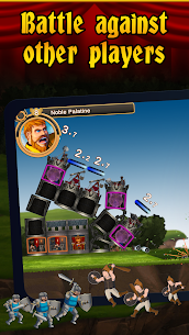 Siege Castles MOD APK 0.3.2 [Unlimited Money + Mod Menu] 3
