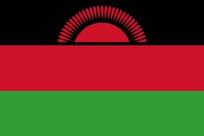 Bandeira de Malawi