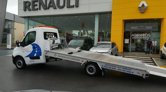 Syrsa Renault, presenta lo último en tecnología