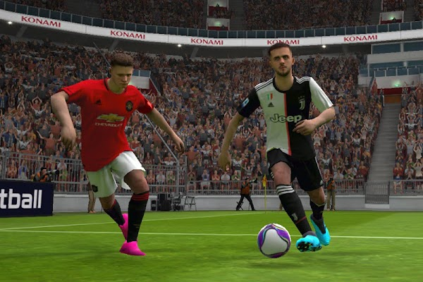 eFootball PES 2020 Screenshot Image