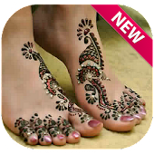 Feet Mehndi Designs 2016