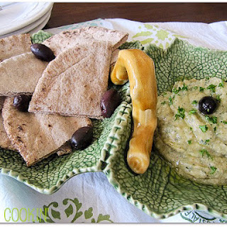 Greek-style Eggplant Spread