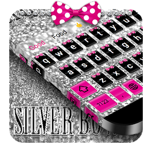 Silver Bow Keyboard for PC