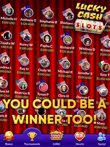 Lucky CASH Slots - Win Real Money & Prizes 46.0.0 screenshots 7