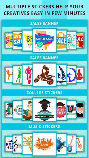 Poster Maker, Flyer Designer, Ads Page Designer for PC