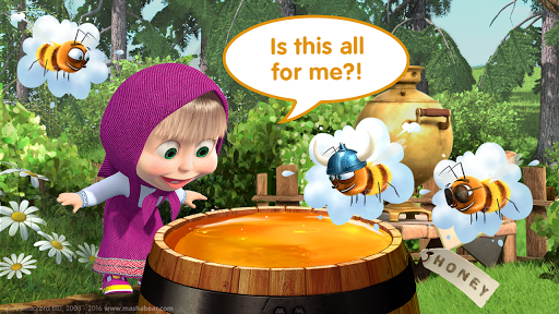 Masha and the Bear Child Games filehippodl screenshot 6