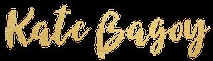 Kate Bagoy Gold Logo