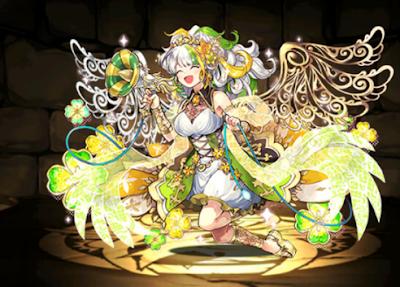 僥幸の響女神・テュオレ