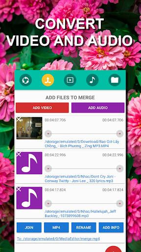 MP3 Video Converter Cutter 1.7.0 screenshots 1