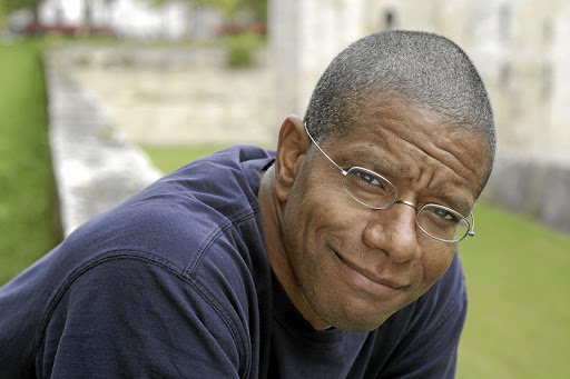Tough going: Paul Beatty, winner of the Man Booker Prize for his novel The Sellout, says 'it was a hard book to write. Some people say it's a hard book to read but I wouldn't know.' Picture: SUPPLIED
