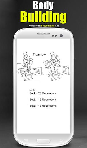 Body Building Trainer 5.2.7 screenshots 4
