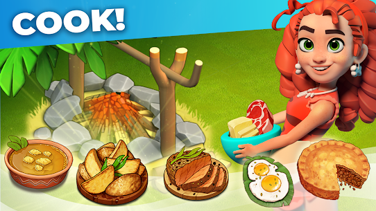 Family Island Mod Apk (Unlimited Diamonds/Energy) 3