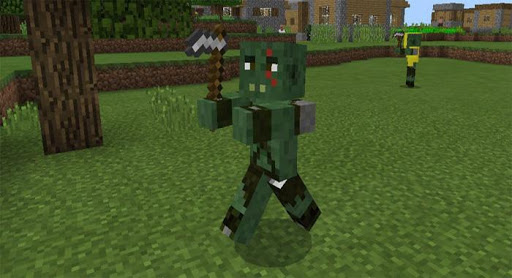 Medieval Mobs for Minecraft 2.0.1 screenshots 2