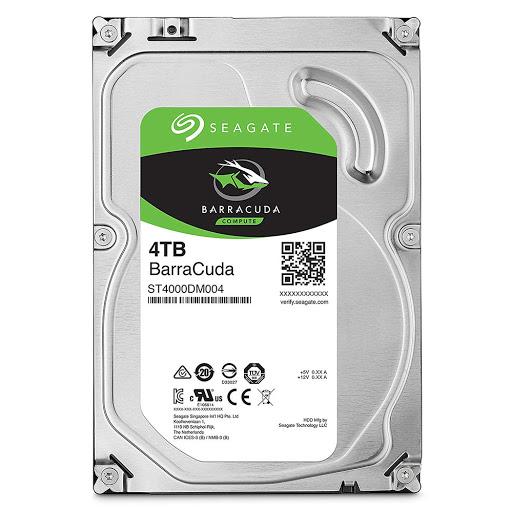 Ổ cứng HDD PC Seagate Barracuda 4TB 3.5