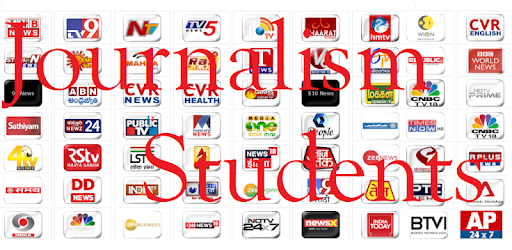 Journalism Students - by Anand lokadhar - News & Magazines Category