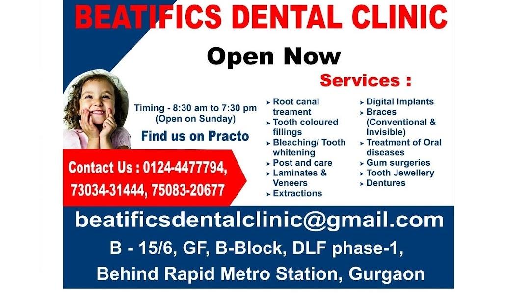 Beatifics Dental Clinic | Best Dentist in DLF Phase 1 | Best
