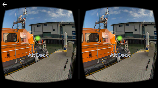 RNLI VR Tour, for Cardboard Screenshot