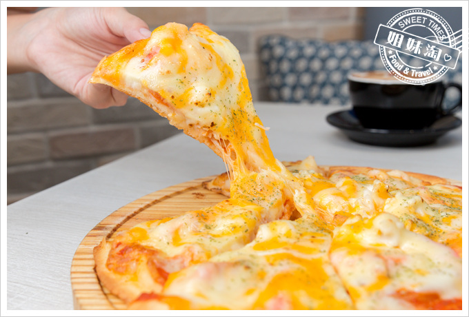 克洛浦水素水餐廳漁夫海鮮披薩