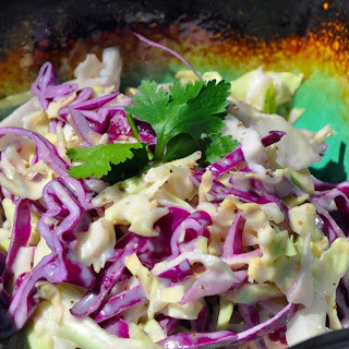 Betsy'S No Garlic Coleslaw Recipe
