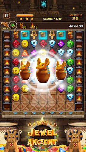 Jewel Ancient: find treasure in Pyramid 2.4.2 screenshots 2