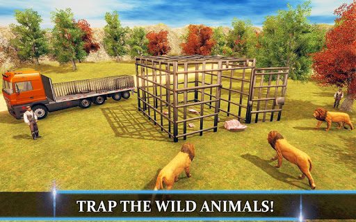 Wild Animal Transporter Truck Simulator Games 2018 screenshots 4