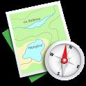 Trekarta Lite - offline maps for outdoor activity icon