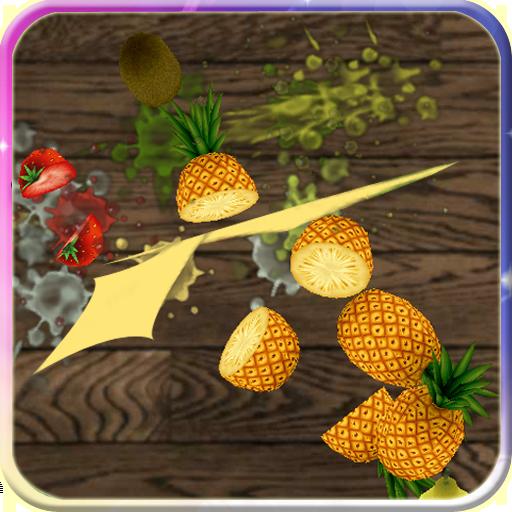 休閒App|一起切水果 LOGO-3C達人阿輝的APP