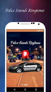 Police Sounds & Ringtones (Police Siren Ringtones) - náhled