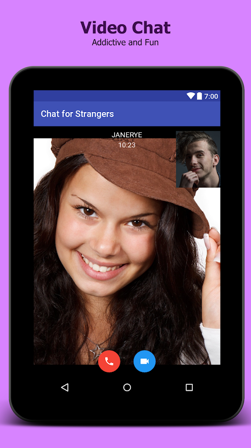 Chat For Strangers - Video Chat- screenshot