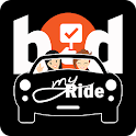 Bid My Ride icon