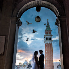 Wedding photographer Maciej Niesłony (magichour). Photo of 11.09.2015