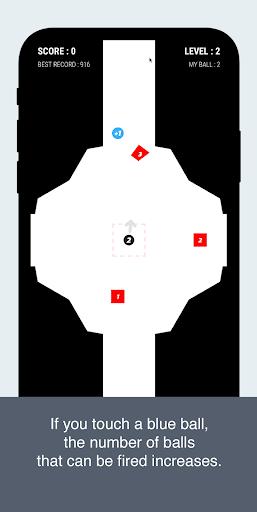 Télécharger Gratuit Survive the Ball, break bricks apk mod screenshots 2