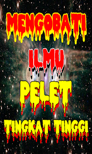 Mengobati Dampak Ilmu Pelet Tingkat Tinggi for PC-Windows 7,8,10 and Mac apk screenshot 1