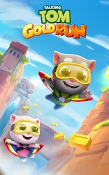 Talking Tom Gold Run APK screenshot thumbnail 14