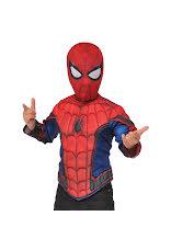 spiderman barndräkt