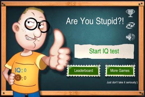 Are You Genius Or Idiot