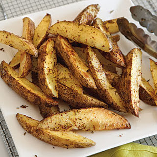 Malt Vinegar Potato Wedges