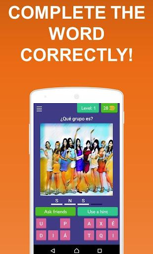 Guess the Kpop group 3.5.2dk screenshots 2