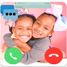 Naiah and Elli chat - prank icon