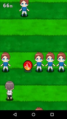 Dribbling Ball- screenshot thumbnail
