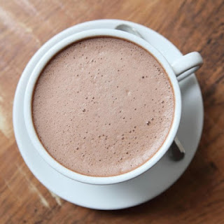 20 Year Old Baker's Hot Chocolate.